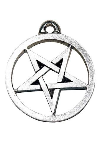 Adelia´s Amulett »Magische Pentagramme Talisman«, Umgekehrtes Pentagramm - Höhere Energie kaufen