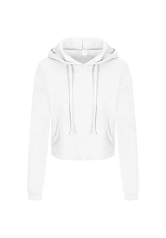 AWDIS Kapuzenpullover »Just Hoods Damen Girlie Crop-« kaufen