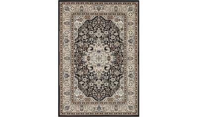 NOURISTAN Teppich »Skazar Isfahan«, rechteckig, 9 mm Höhe, Kurzflor, Orient-Optik, Wohnzimmer kaufen