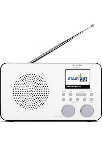 TechniSat Digitalradio (DAB+) »VIOLA 2 C IR«, (WLAN Digitalradio (DAB+)-Internetradio ) kaufen