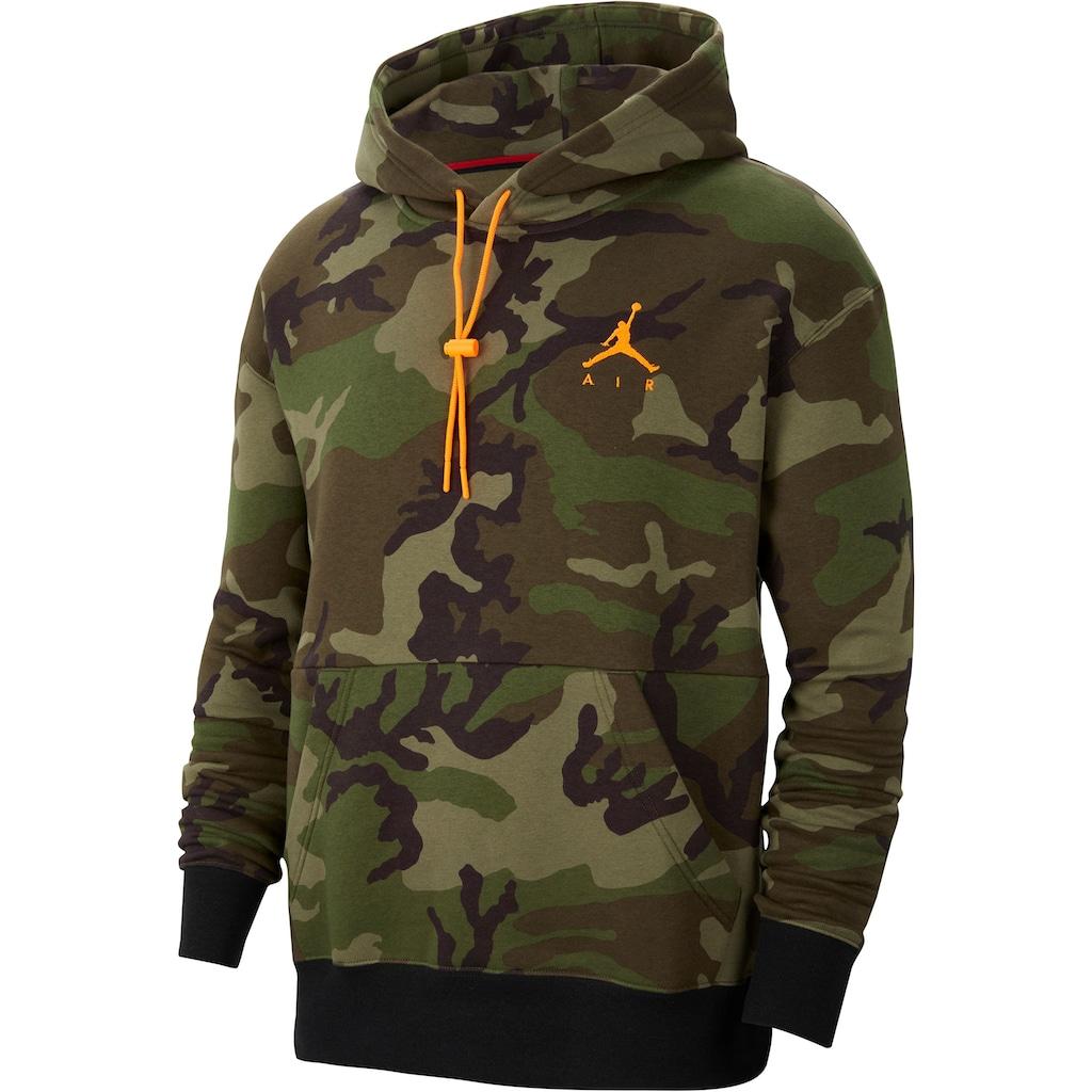 Jordan Kapuzensweatshirt »Jumpman Air Men's Camo Fleece Pullover«