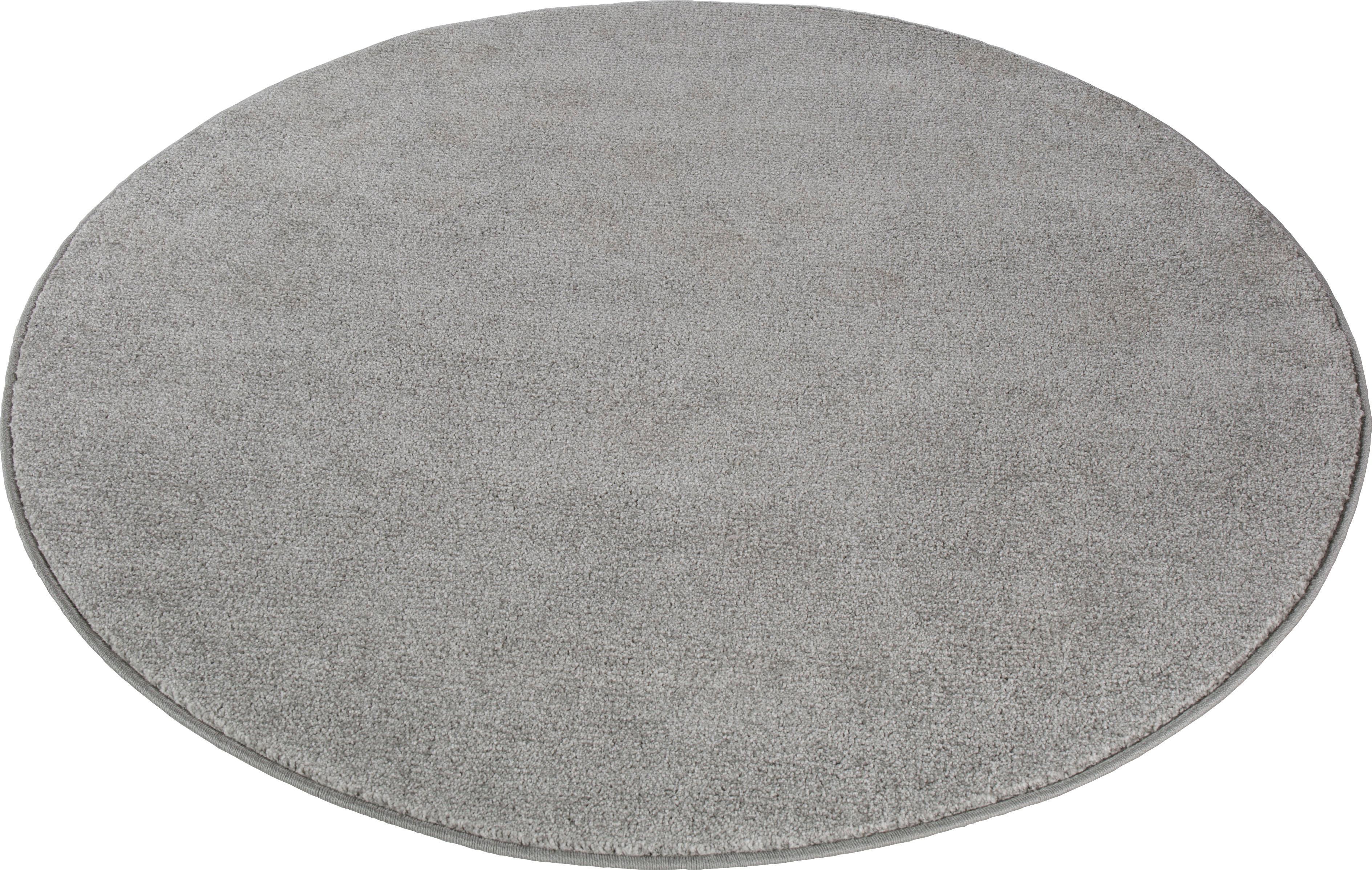 Teppich Jerez Andiamo rund Höhe 8 mm maschinell gewebt