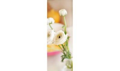 Architects Paper Fototapete »White Buttercup«, Vlies, glatt kaufen