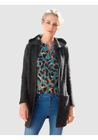 Dress In Strickjacke in offener Form kaufen