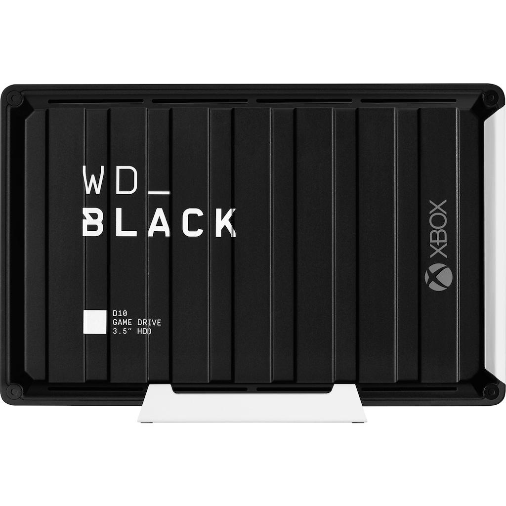WD_Black externe Gaming-Festplatte »D10 Game Drive XBOX«