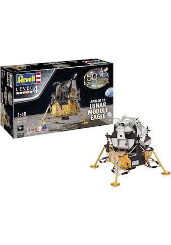 Revell® Modellbausatz »Apollo 11 Lunar Module Eagle«, 1:48, Jubiläumsset mit Basis-Zubehör kaufen