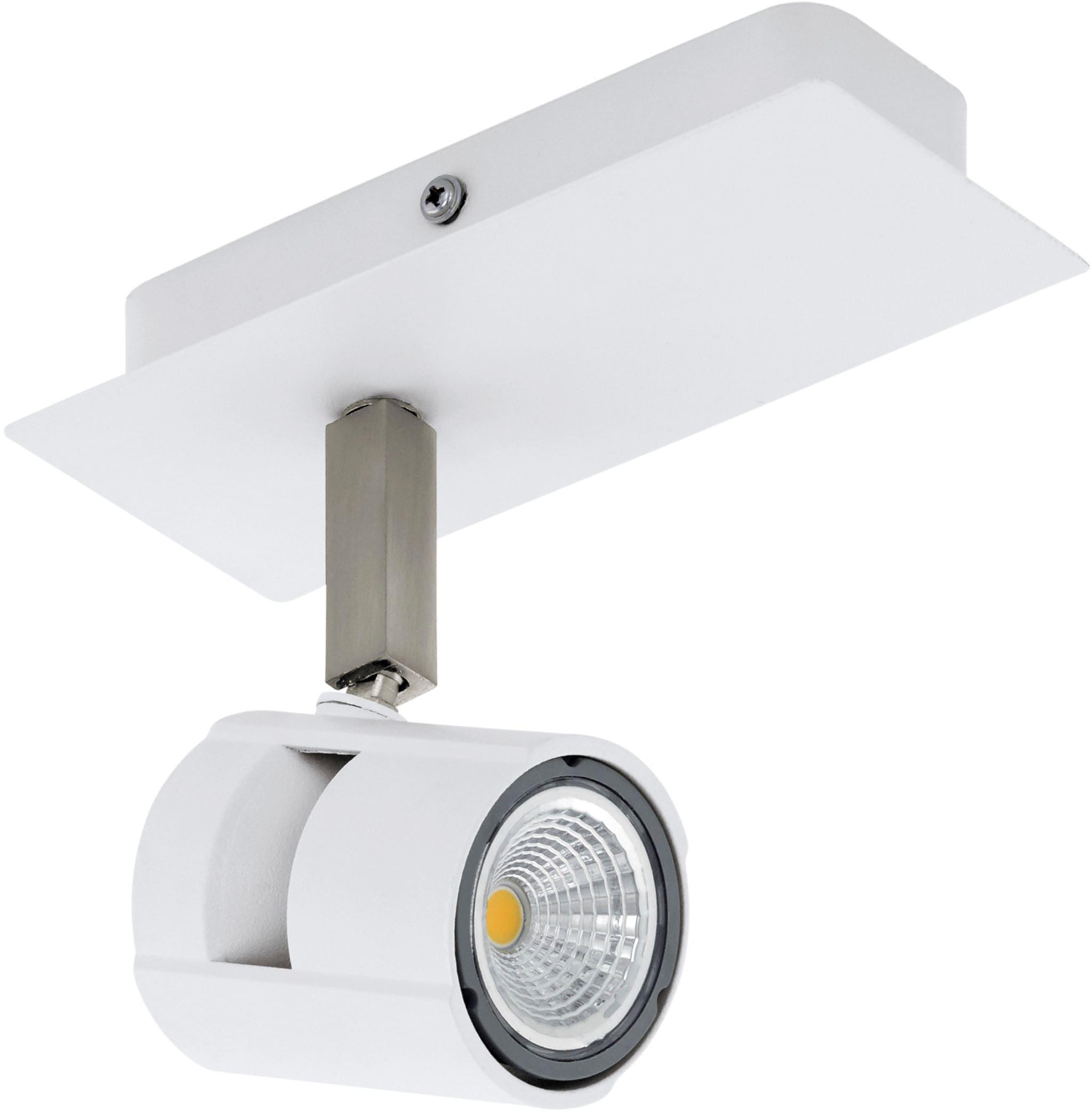 EGLO LED Wandleuchte VERGIANO, LED-Board-GU10, Warmweiß, 3-step dimming