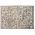 OCI DIE TEPPICHMARKE Teppich »Tradi«, rechteckig, 8 mm Höhe, Glanz Viskose, mit Fransen, Wohnzimmer