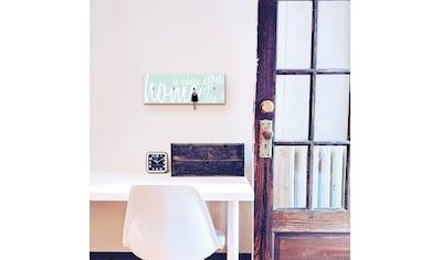 Artland Schlüsselbrett »Zuhause ist, wo Du bist« kaufen