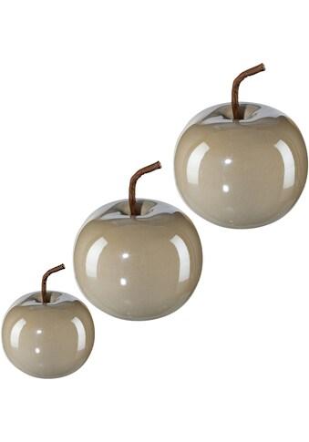 Creativ home Dekoobjekt, Apfel aus Keramik kaufen