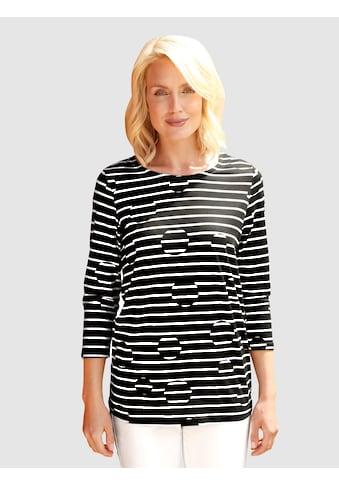 Paola Print-Shirt, mit exklusivem Druckdessin kaufen