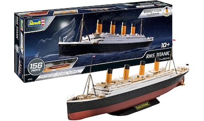 Revell® Modellbausatz »easy-click RMS TITANIC«, 1:600, Made in Europe kaufen