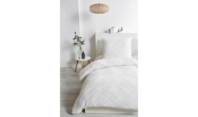 Bettwäsche »Bio Crepe Mosaik«, Primera kaufen