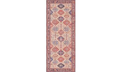 ELLE Decor Läufer »Afghan Kelim«, rechteckig, 5 mm Höhe, Orient-Optik kaufen