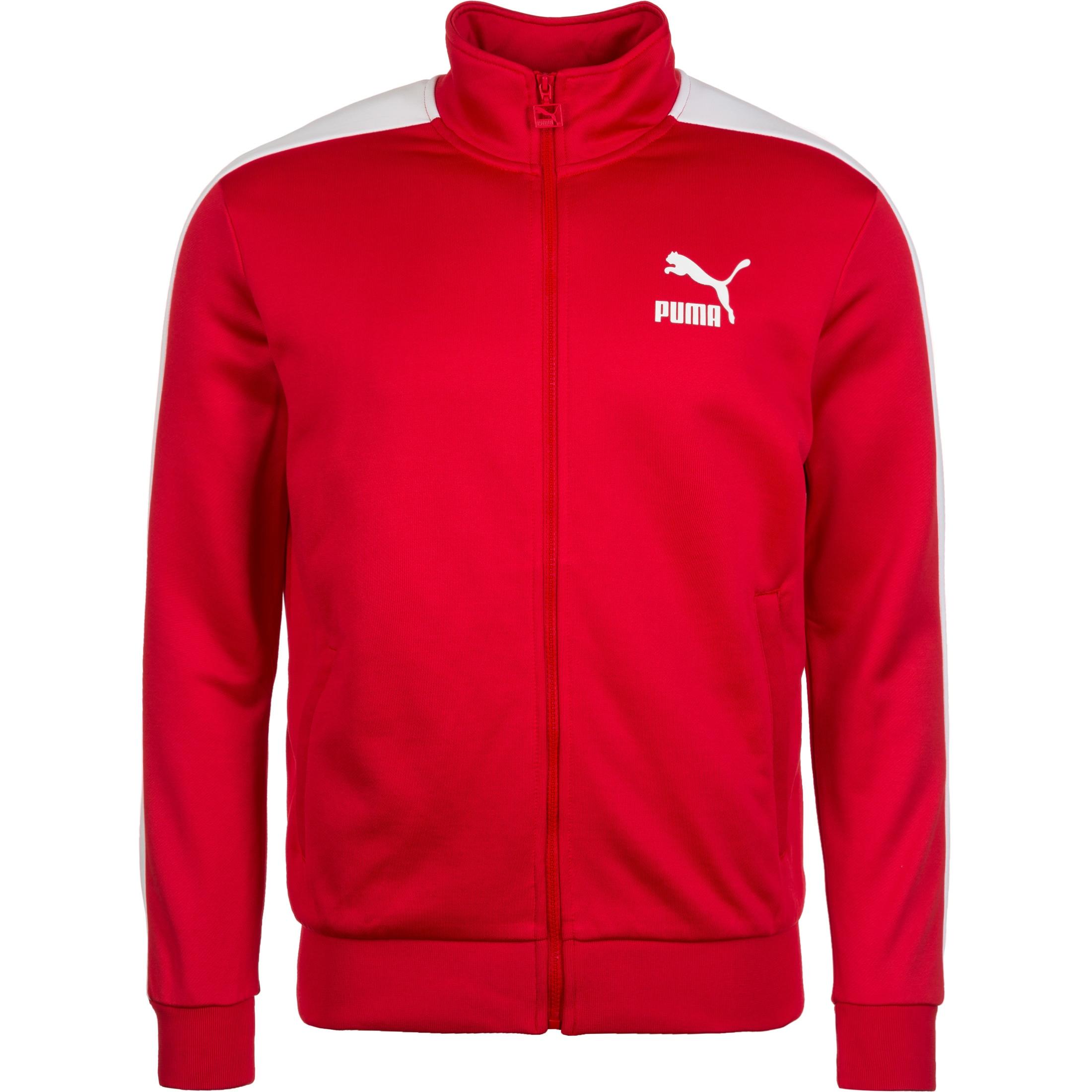 PUMA Sweatjacke Classics T7 Track | Bekleidung > Sweatshirts & -jacken > Sweatjacken | Puma