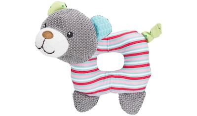 TRIXIE Tierkuscheltier »Junior Bär«, Polyester, 16 cm Länge kaufen