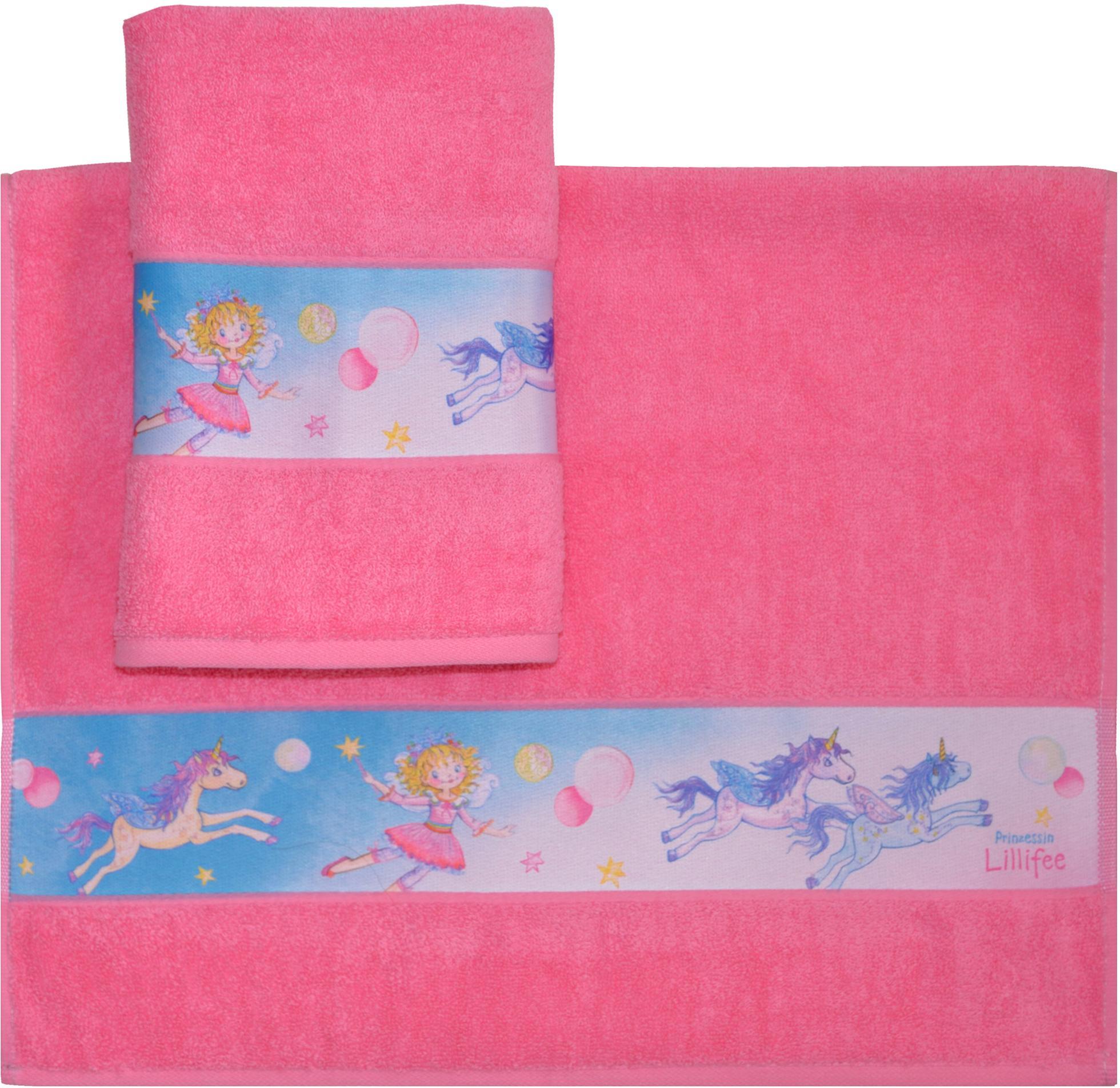 Handtücher ´´Lillifee´´ Prinzessin Lillifee