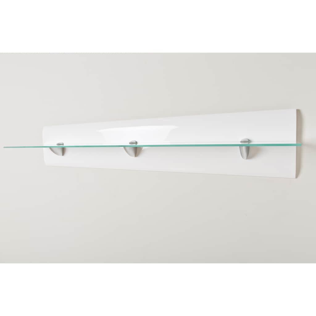 TRENDMANUFAKTUR Wandregal »Hektor«, Breite 120 cm