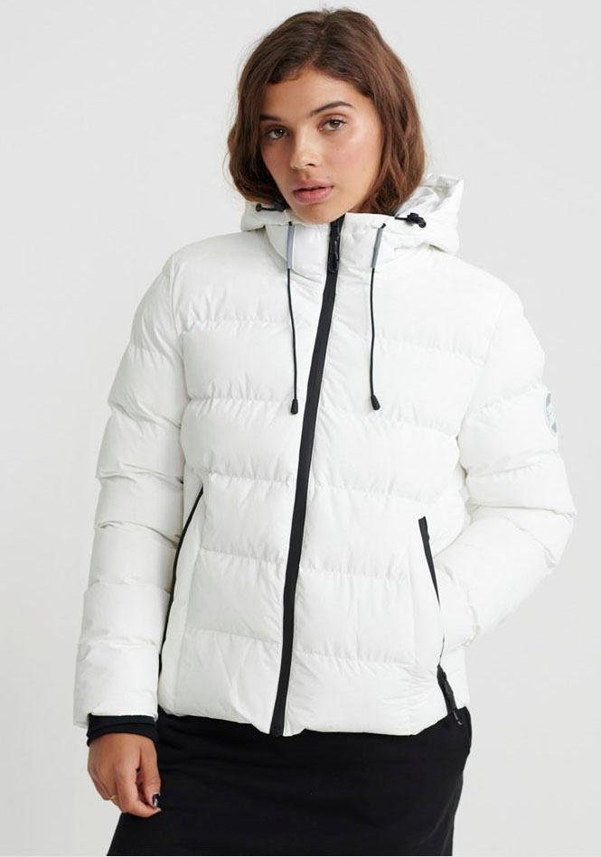 meet 8cd3b ef82f Superdry Steppjacke »SPIRIT PUFFER ICON JACKET« online | BAUR