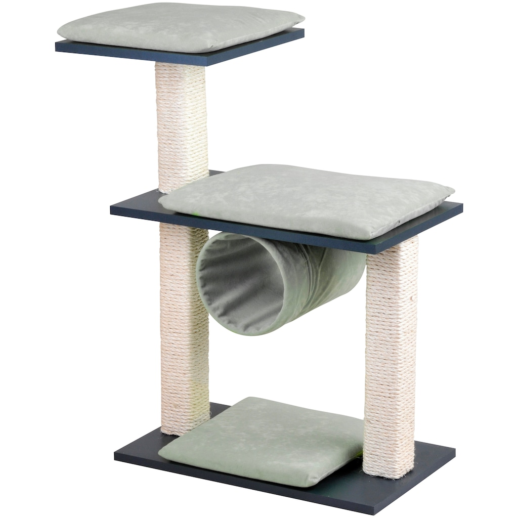 SILVIO design Kratzbaum »Cosy«, hoch, BxTxH: 80x36x86 cm