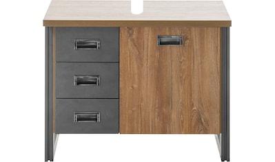 Home affaire Waschbeckenunterschrank »Detroit«, Breite 81 cm kaufen
