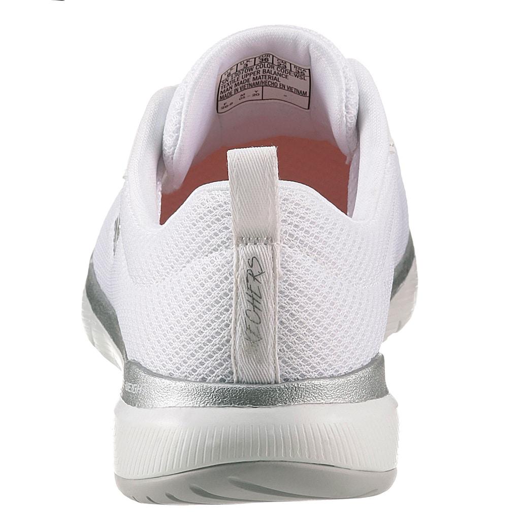 Skechers Sneaker »FLEX APPEAL 3.0, - FIRST INSIGHT«, für Maschinenwäsche geeignet