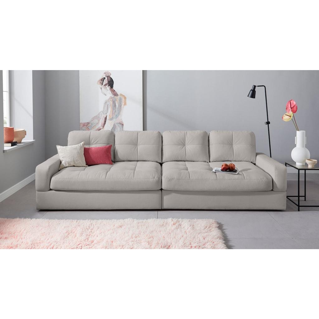 INOSIGN Big-Sofa »Fenya«, wahlweise auch Soft clean für einfache Reinigung mit Wasser