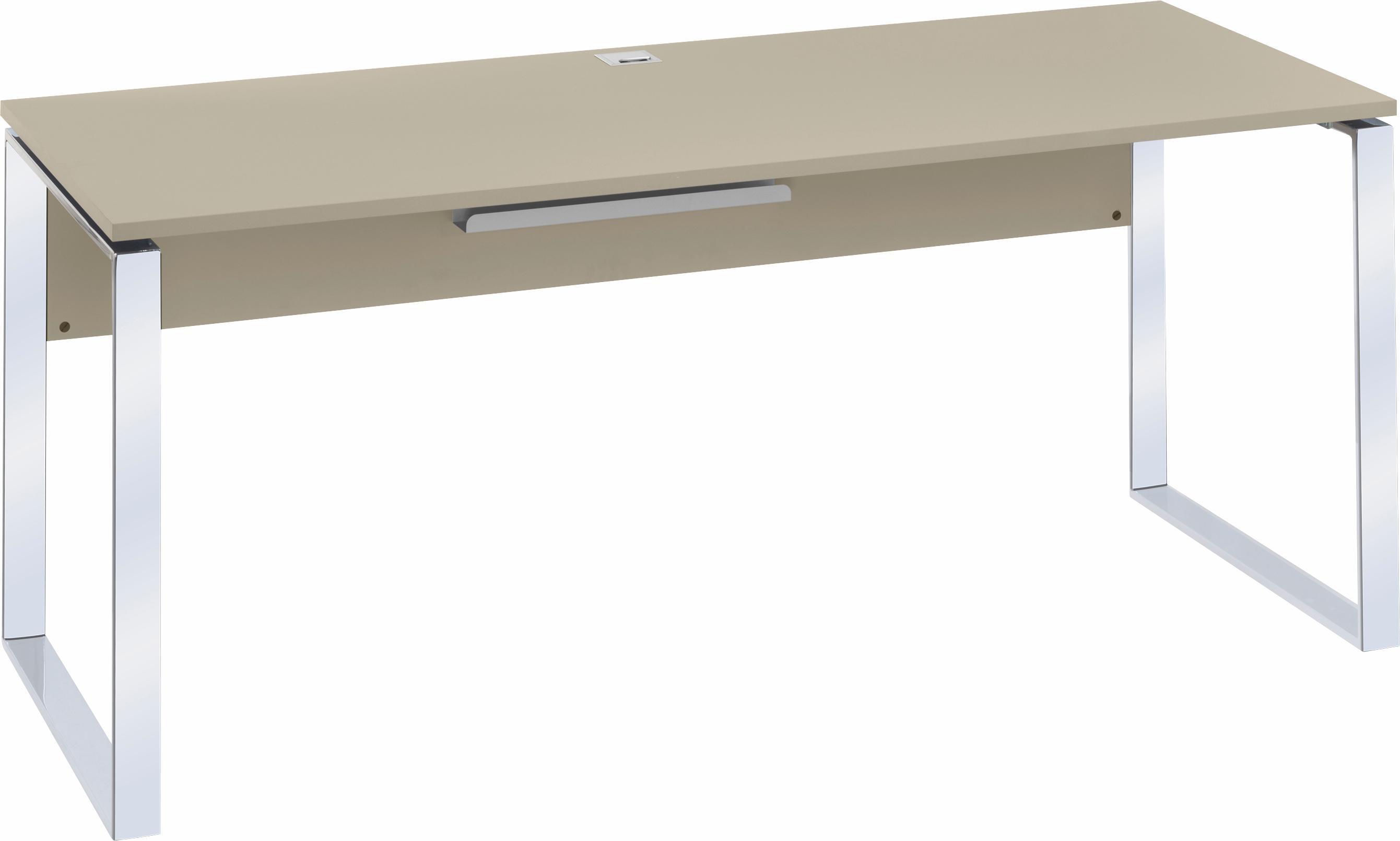 Maja Möbel Schreibtisch »1527 YAS« | Büro > Bürotische > Schreibtische | Glas - Sicherheitsglas - Abs - Melamin | MAJA MÖBEL