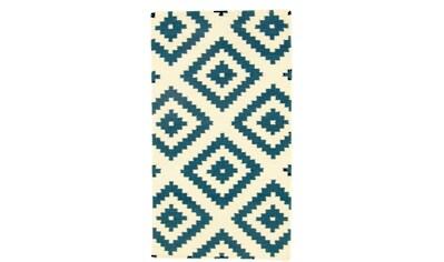 morgenland Wollteppich »Kelim Teppich Masal«, rechteckig, 7 mm Höhe kaufen