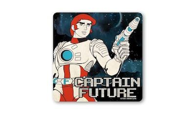 LOGOSHIRT Untersetzer mit Captain Future-Motiv kaufen