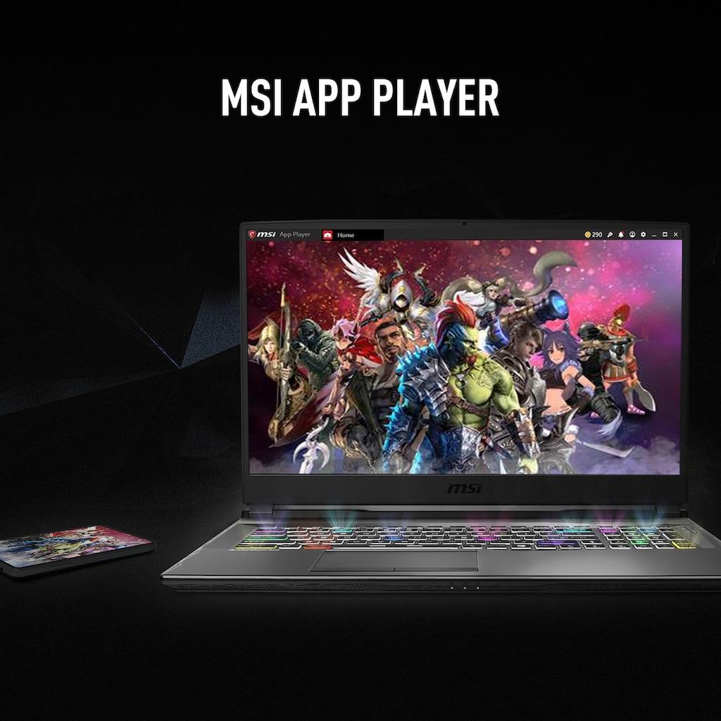 MSI Notebook »Alpha 17 A4DEK-009«, (512 GB SSD)