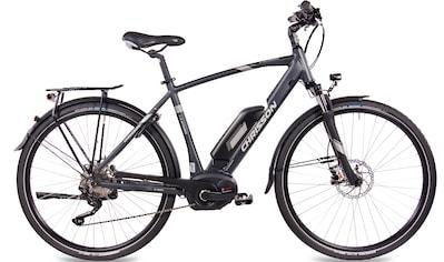 Chrisson E - Bike »E - Actourus Gent«, 10 Gang Shimano Deore RD - T6000 - SGS Schaltwerk, Kettenschaltung, Mittelmotor 250 W kaufen