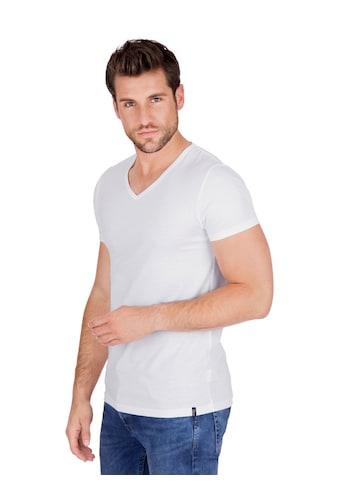 Trigema V - Shirt Slim Fit kaufen