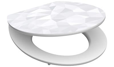 SCHÜTTE WC - Sitz »Diamond«, mit Absenkautomatik kaufen