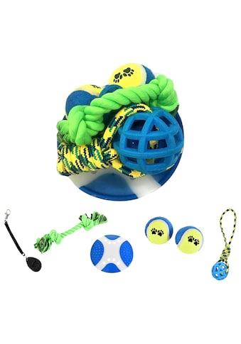 HEIM Tierball, Kunststoff-Baumwolle, (Set, 6 St.) kaufen
