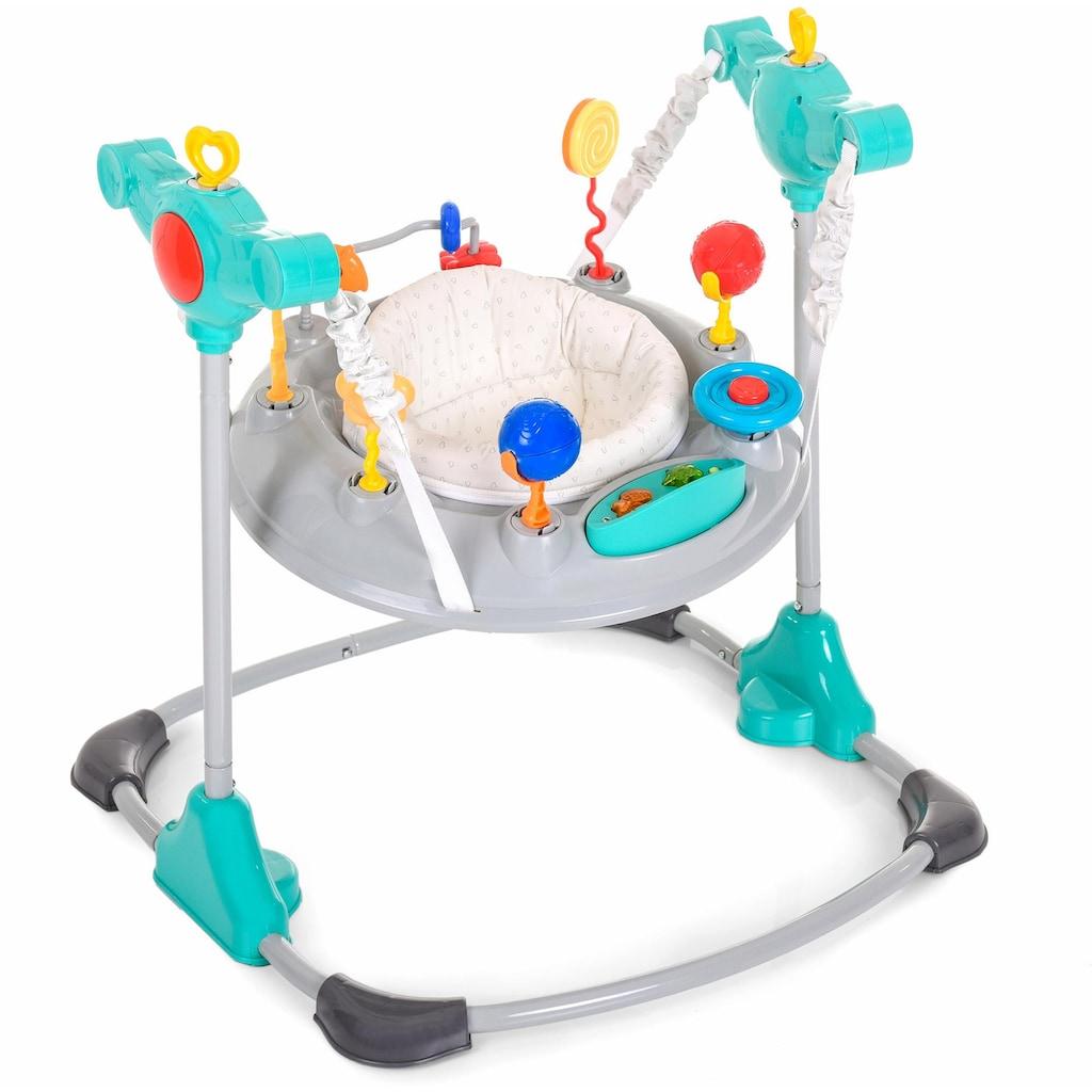 Hauck Babywippe »Jump Around, Hearts«, bis 12 kg