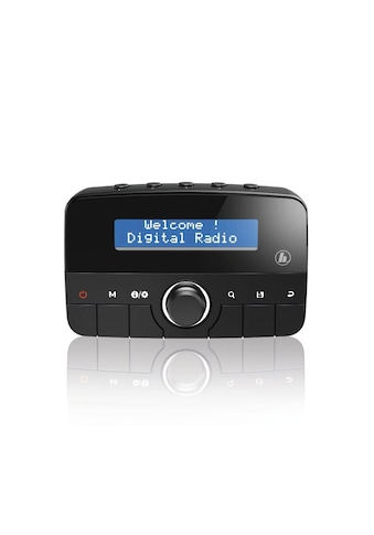 Hama DAB+ Adapter/FM Transmitter (Digitalradio im Auto) »Bluetooth/DAB/DAB+, CDR70BT« kaufen
