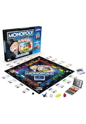 Hasbro Spiel »Monopoly Banking Cash-Back«, Made in Europe kaufen