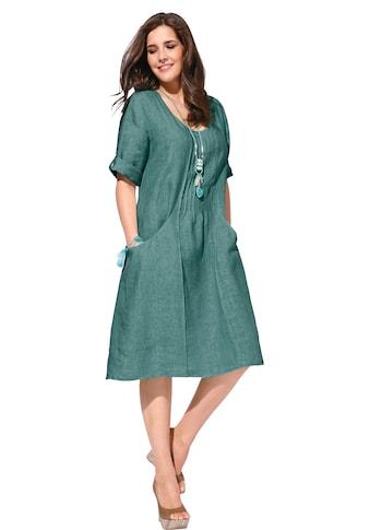 Anna Aura Sommerkleid »aus 100% Leinen mit 3/4 - Arm« kaufen