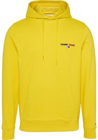 TOMMY JEANS Kapuzensweatshirt »TJM TOMMY CHEST GRAPHIC HOODIE« kaufen