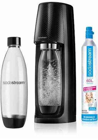 """SodaStream Wassersprudler """"Easy"""" (3 - tlg., 1 Wassersprudler, 1 PET - Flasche, 1 Zylinder) kaufen"""