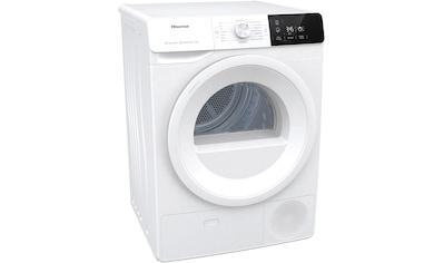 Hisense Wärmepumpentrockner DHGE901, 9 kg kaufen