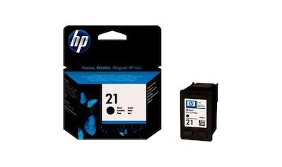 HP Tintenpatrone »hp Nr.21, original, C9351AE, schwarz« kaufen