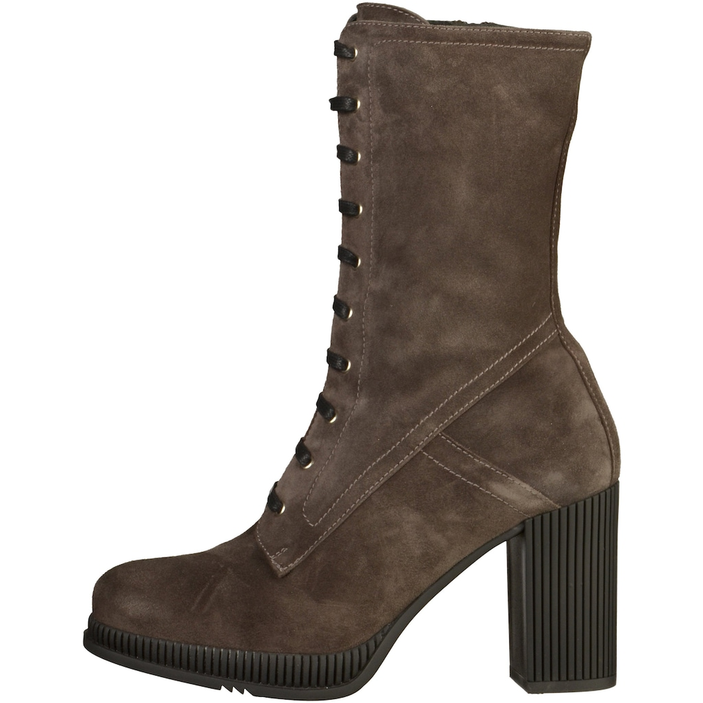 GADEA High-Heel-Stiefel »Leder«