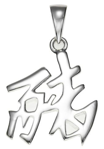 Firetti Kettenanhänger »Chinesische Sternzeichen, glänzend und rhodiniert« kaufen