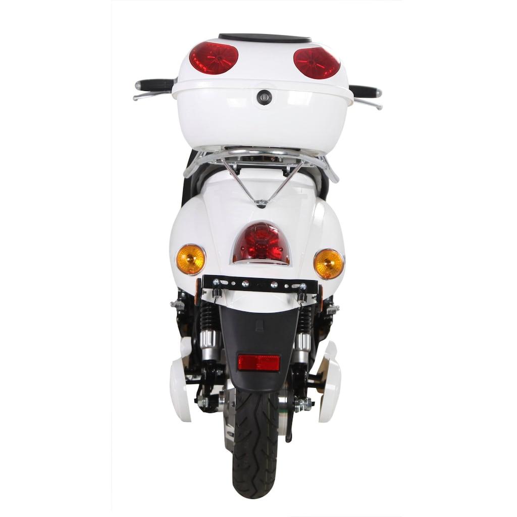 ELEKTROROLLER FUTURA E-Motorroller »ONE Acid«, 1600 Watt, 45 km/h