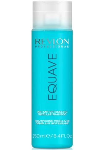REVLON PROFESSIONAL Haarshampoo »Equave Instant Detangling Micellar Shampoo«, sofort... kaufen