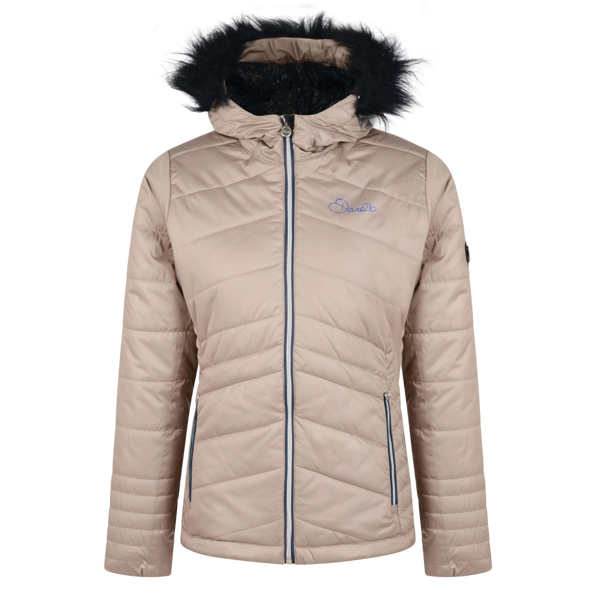 Regatta Skijacke Dare 2b Damen Comprise Luxe   Sportbekleidung > Sportjacken > Skijacken   Braun   Regatta