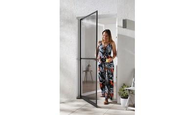 HECHT Insektenschutz - Tür »MASTER SLIM+«, anthrazit/anthrazit, BxH: 120x240 cm kaufen