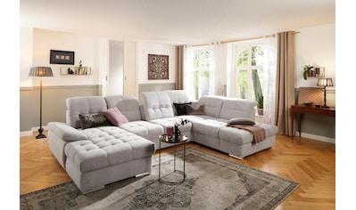 DELAVITA Wohnlandschaft »Lotus Luxus«, in vielen Varianten, incl. 3x... kaufen